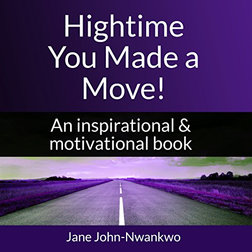 Hightime You Made a Move! audiobook cover art