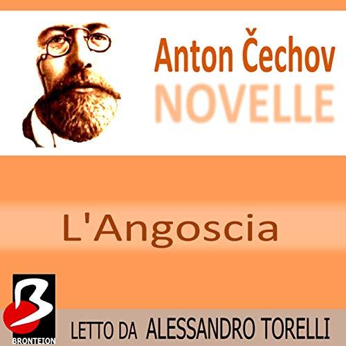 Novelle di Cechov: Angoscia copertina