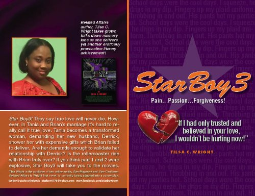 Star Boy 3 by Tilsa C. Wright (Star Boy the series part 3) (English Edition)