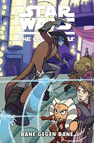 Star Wars - The Clone Wars, Band 17: Bane gegen Bane