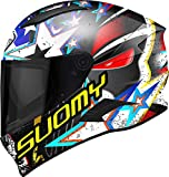 Suomy Casco Speedstar Iwantu, Grafica, L