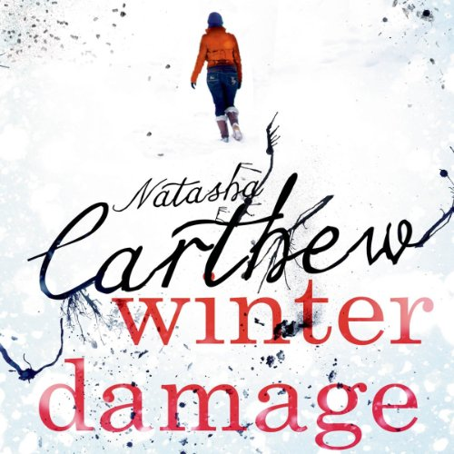 Winter Damage audiobook cover art