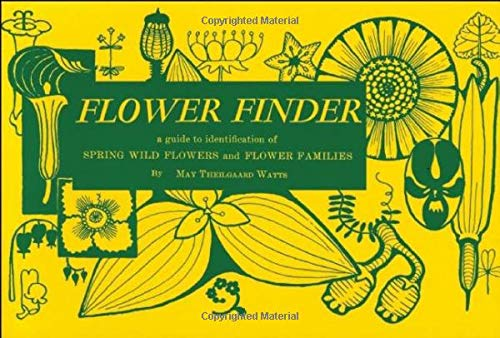 Image OfFlower Finder: A Guide To The Identification Of Spring Wild Flowers And Flower Families East Of The Rockies And North Of T...