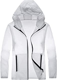 Thin breathable sun protection clothing summer outdoor sun protection jacket