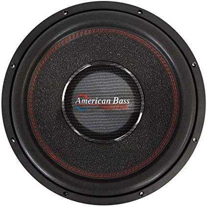 American Bass Hawk 1544 Dual 4ohm SubWoofer product image