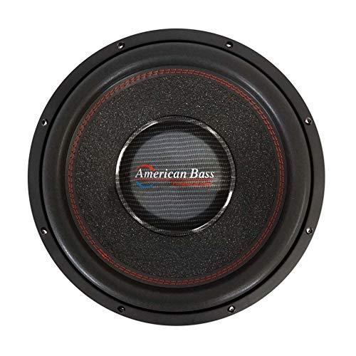 American Bass Hawk 1544 Dual 4ohm SubWoofer