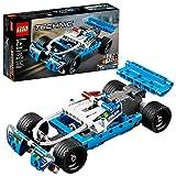 LEGO Technic Polizei-Verfolgung Auto 42091 Bauset, Neu 2019 (120 Teile)