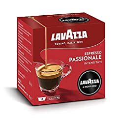 Lavazza Modo Mio passionale 180 Kaffeekapseln
