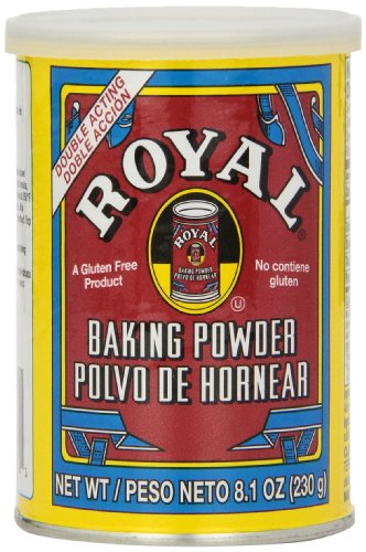 Royal Baking Powder, 8.1 oz