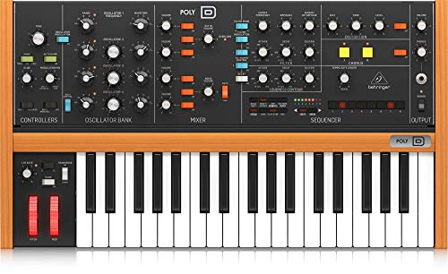 Behringer Synthesizer (POLY D)