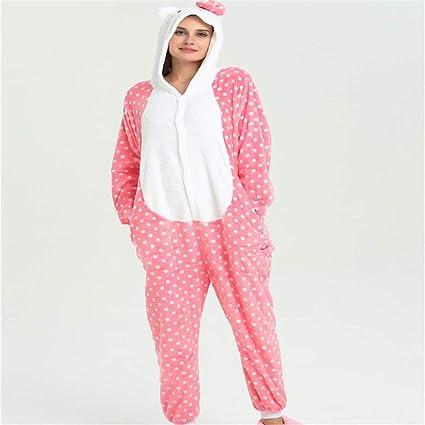 WEDSGTV Pijamas Femeninos Adultos Pijamas Kigurumi De ...