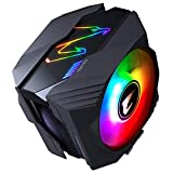 Gigabyte Aorus ATC800 - Ventilador para CPU, color negro