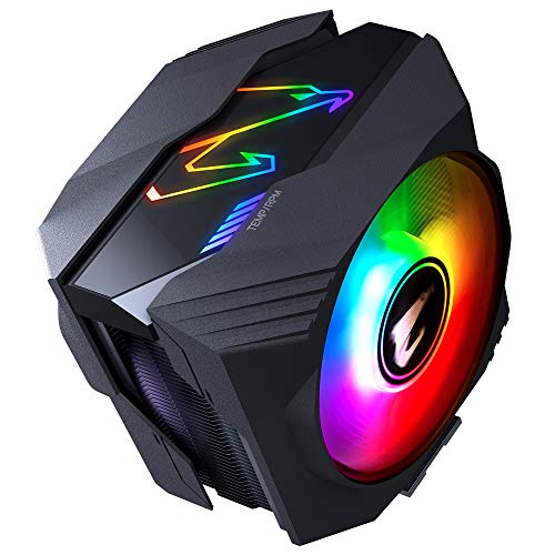 Gigabyte Aorus ATC800 CPU Air Cooler, Black