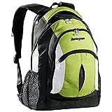 AspenSport Zaino Pikes Peek 30 Nero/Verde