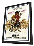The Bad News Bears - 11 x 17 Framed Movie Poster
