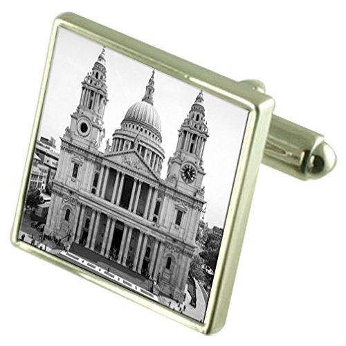 Select Gifts Cathédrale St Paul de manchette avec poche