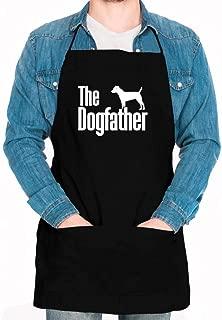 Idakoos The dogfather Patterdale Terrier Apron 24