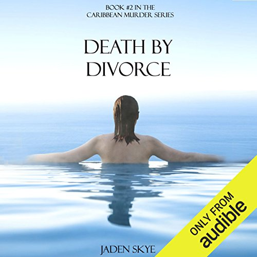 Death by Divorce audiobook cover art