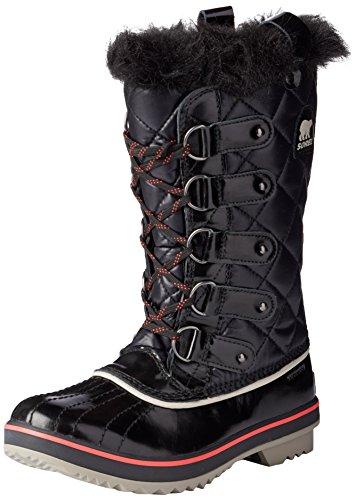 Sorel Women's Tofino Boots, Black, 6.5 B(M) US