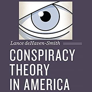 Conspiracy Theory in America cover art