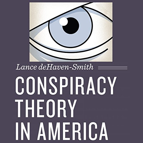 Conspiracy Theory in America audiobook cover art
