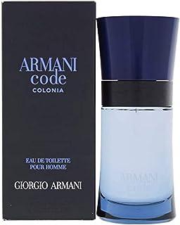 Giorgio Armani Code Colonia Eau De Toilette, 50 Milliliter