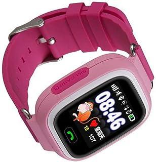 Gonee lost-Q90 Anti GPS Smart Kid Reloj de Pulsera de bebé ...