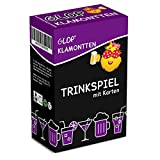 Glop Klamotten - Trinkspiel - Strip Poker Spiel - Trinkspiele für Erwachsene - Saufspiel - Kartenspiele - Super als Geschenk - 100 Spielkarten