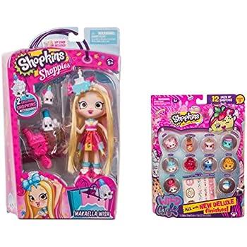 Shopkins Wild Style Season 9 Wild Style Makae | Shopkin.Toys - Image 1
