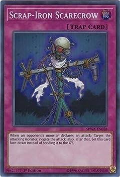 yugioh scrap iron scarecrow