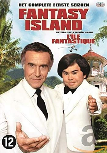 L'Ile fantastique - L'intégrale Saison 1 (Coffret 4 DVD)