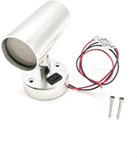 Batsystem Lampe codile 12 V Tube D2 avec connecteur USB LED Aluminium