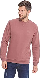 Tokyo Laundry Sweatshirts For Men, L, Pink