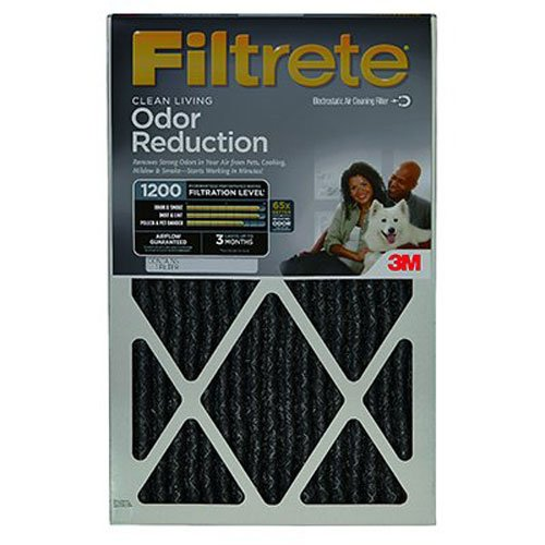 3M COMPANY HOME05-4 14x20x1Odor Reducing Filter