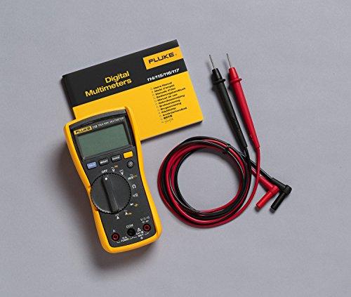 Industrial FLUKE 115True RMS multímetro