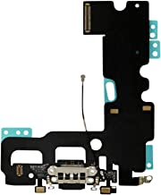 Brand New USB Charging Port Connector Ribbon Flex Cable for iPhone 7 4.7 inch (Black)
