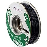 3D Printlife Yoga Flex 1.75mm Black Biodegradable Semi-Flexible 3D Printer Filament, Dimensional Accuracy  +/- 0.05 mm