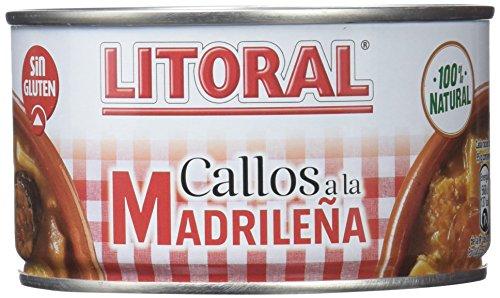 Litoral - Callos Madrileña - Pack de 3 x 380 g