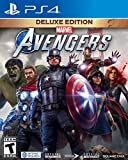 Marvel's Avengers Deluxe Edition for PlayStation 4 [USA]