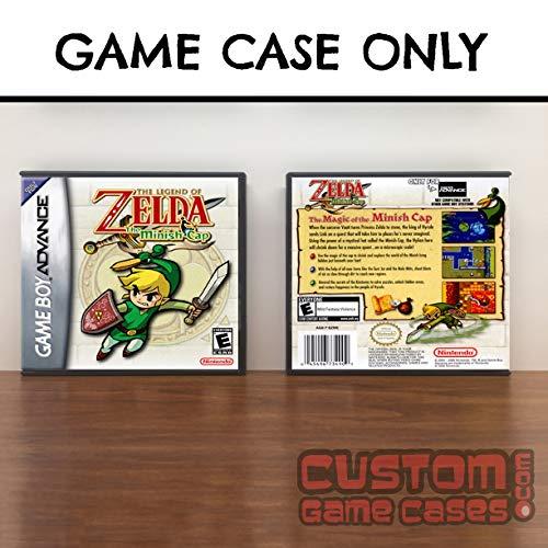 Gameboy Advance Legend of Zelda ,The: The Minish Cap - Case