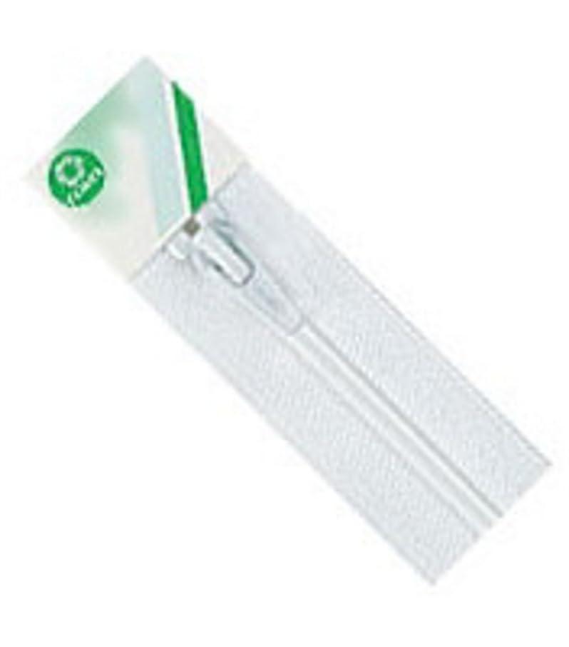 Coats: Thread & Zippers F72 20-1-WHT All-Purpose Plastic Zipper, 20
