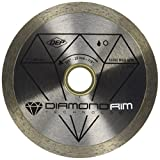 QEP 6-4001Q 4' Diamond Blade For Wet or Dry Tile Saws For Ceramic Tile