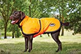 Weatherbeeta Reflective Dog Parka 300D Deluxe Orange 32'