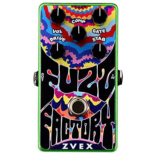 ZVEX Vexter Fuzz Factory Vertical Guitar Pedal