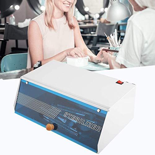 Sterilisator handdoek warmer 220V UV ozonsterilisator desinfectie Heißheizschrank voor manicure kapper schoonheid instrument 35 X 24 X 14 cm