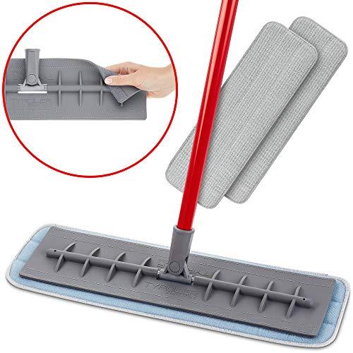 Tyroler Bright Tools Mopa Microfibra Usar Seca Húmeda