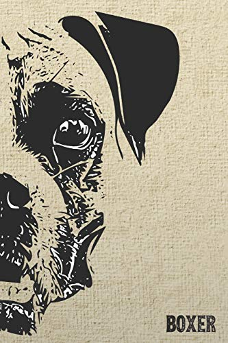 Boxer Notebook: Stylish Lined Notebook For Boxer Dog Lovers (Pedigree Prints Dog Breed Notebooks and Journals, Band 18)
