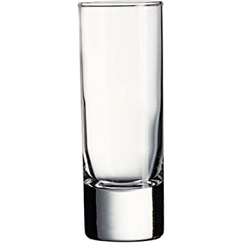 Palais Glassware Heavy Base Shot Glass Set (Set of 6) 2 Oz. (Clear)