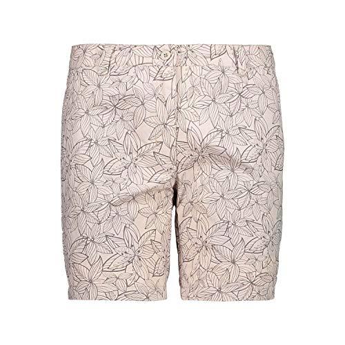 CMP Damen Shorts Dry Function mit Blumenmuster XS Arena