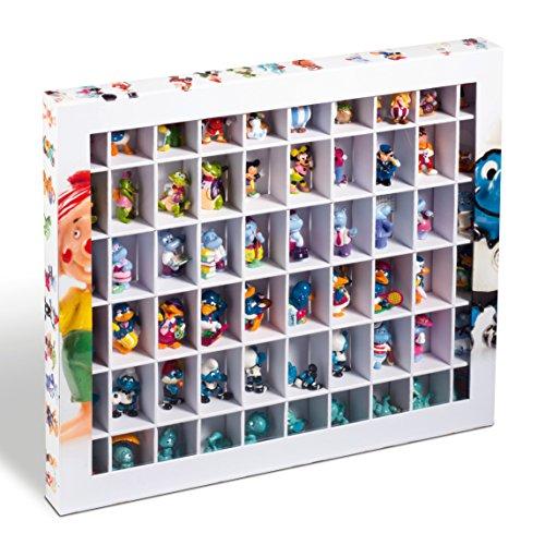 Sammelbox Surprise mit 60 Fächern für Ü-Ei-Figuren